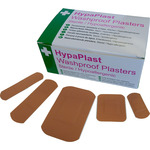 Plasters Washproof assorted pack (100)